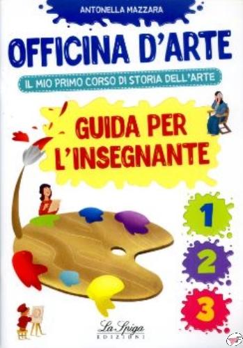OFFICINA D'ARTE 1/2/3 GUIDA+DVD