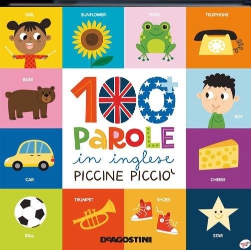 100 E PIÙ PAROLE IN INGLESE PICCINE PICC