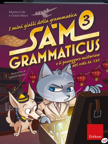 I MINI GIALLI DELLA GRAMMATICA-SAM GRAMMATICUS  3