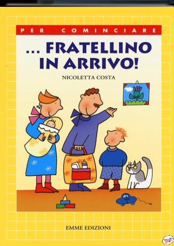 ... FRATELLINO IN ARRIVO!