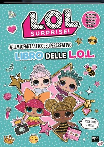 #ILMIOFANTASTICOESUPERCREATIVO LIBRO DEL